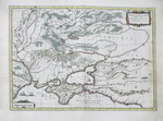Карта Таврии Tavrica Chersonesus. Notra aestate Przecosca e