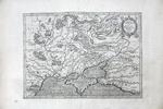 Гравированная карта Херсонес Таврический - Taurika Cherson