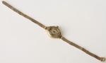 Часы наручные женские P. Moser. Золото, литье, плетение, а