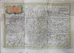 Карта Сибири «Carte de la Siberie», составленная морским инж