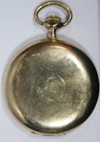 Часы карманные 3х-крышечные с арабским и секундным циферблат