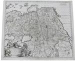 Карта Generalis totius Imperii Moscovitici: novissima tabul