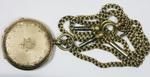 Карманные часы женевского мастера Adrian Mole.Швейцария, 185