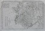 Карта Российской империи L'Empire de Russie en Europe et en